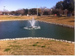 Retention Pond image